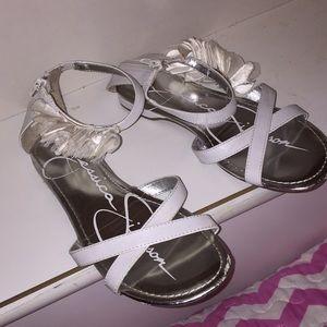 Jessica Simpson Sandals . (Girls)